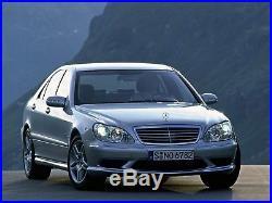 NEU Mercedes CL-Klasse W215 CL500 CL55 CL600 ABC Pumpe Tandempumpe A0024666001