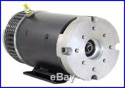 NEW 24V PUMP MOTOR FOR SCISSOR LIFT with CHRYSLER COUPLER SHAFT 7011041 MBD-5112S