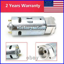 NEW For BMW Z4 E85 Convertible Top Hydraulic Roof Pump Motor&Bracket 54347193448