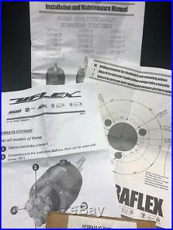 NEW UFLEX UP28R Rear Mount Pump for Outboard Hydraulic Steering Systems
