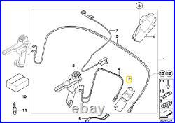 New Genuine BMW Series Z4 2002-2008 Hydraulic Motor For Folding Roof 54347193448