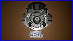 New Hydraulic Double Gear Pump for Bobcat 853 OEM 6665552