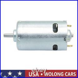 New Hydraulic Liftgate Pump Motor Fits for 2010-15 Cadillac SRX 10-14 CTS Wagon