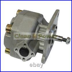 New Hydraulic Pump AM880754 CH15095 CH15096 for John Deere JD 650 750 Tractor