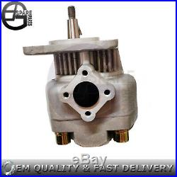 New Hydraulic Pump For YANMAR YM186, YM1810, YM1820, YM2010, YM2310 Tractors