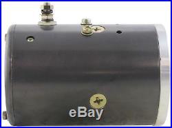 New Pump Motor For 12V Maxon Monarch Mte Spx 3920517 39200517
