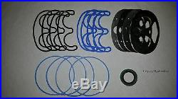 New Rebuild/Seal Kit for Webster K Series Dual Stage Hydraulic Gear Pump