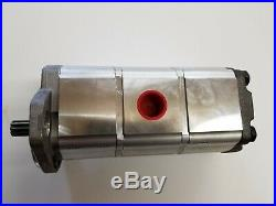 New Replacement for Bosch no. 0510365015 Excavator Triple Hydraulic Pump