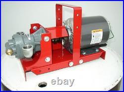 New Waste Oil Transfer Pump For Bulk Oil, Drain Oil, Hydraulic, FREE SHIPPING