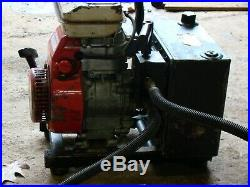Nice Honda Gas-engined Hydraulic Power Pack Pump For Jaws Of Life, Etc