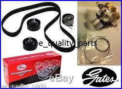 Oem Gates Cam Timing Belt Kit + Water Pump Chrysler Grand Voyager 2.5 2.8 Crd