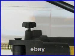 Omega Lift 60253, 25 Ton Hydraulic Hand Pump & Ram for Shop Press