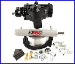 PSC SK400X Hydraulic Assist Steering Kit for 80-96 Ford with Gas Engine No Pump
