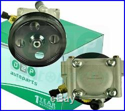 Power Steering Pump For Ford Focus C-max & Focus Mk2 1.6, 1.8, 2.0 4m513a696ae
