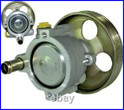 Power Steering Pump For Vauxhall Movano Vivaro 1.9 2.2 2.5 2.8 3.0 Dti Cdti