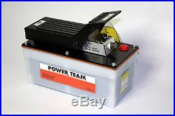 Powerteam PA6 Pneumatic Pump for JD2 Model 32 10,000 psi / 700 bar