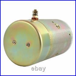 Pump Motor For Fenner Stone Hydraulic Pump Motor 12V CW Rotation 430-01005
