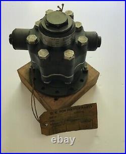 RAF WW2 Packard Merlin Hydraulic gear pump for Hawker Hurricane