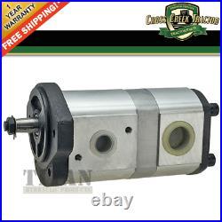 RE68886 NEW Tandem Hydraulic Pump for John Deere 5200, 5300, 5400, 5210, 5310+