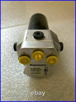 Raymarine Type 0.5 12 Volt Hydraulic Pump for Ram Cap 50cc-110cc E147795 FREE PP