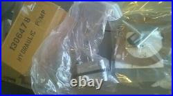 S. A. M. 1306478 Hydraulic Pump Kit replacement for Western unimount plow # 49211