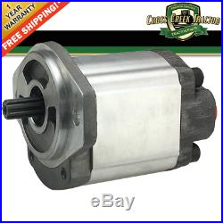 S16S10DH12R NEW Hydraulic Pump for Long-Fiat Tractors WithREAR MOUNTED HYDR PUMP