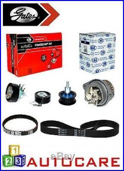Seat Ibiza Altea Altea XL 1.4 Timing/Cam Belt Kit & Water Pump By Gates