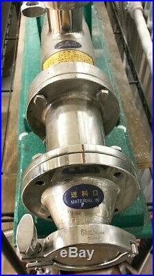 Single Screw Pump for Viscous Liquids