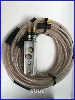 Spx Power Team X1a1-pt Pneumatic Air Hydraulic Pump/power Pack For Torque Wrench