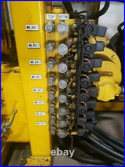 Strand Jack System Hydraulic Pump 8 jack, unified lift poclain 4h14for175