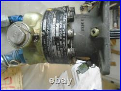 Stratopower 1000 Psi Hydraulic Pump For Lockheed T-33 1988 Tested Tag
