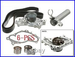 TIMING BELT + AISIN WATER PUMP KIT WithHYDRAULIC TENSIONER FOR TOYOTA LEXUS 1MZFE