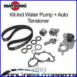 Timing Belt + Hydraulic Tensioner Water Pump Kit for Prado VZJ95 V6 5VZ-FE 3.4L