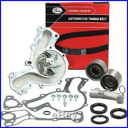 Timing Belt Kit+Hydraulic Tensioner+Water Pump For Mitsubishi Pajero NM NP 6G74