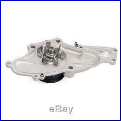 Timing Belt Kit Hydraulic Tensioner Water Pump for Honda ODYSSEY Acura 3.5L 3.7L