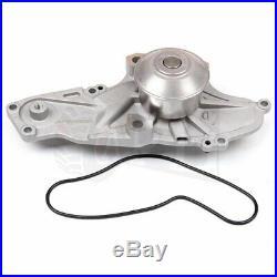 Timing Belt Kit Water Pump Hydraulic Tensioner for 97-02 Acura Honda 3.0L 3.5L