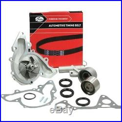 Timing Belt Kit+hydraulic+water Pump For Mitsubishi Magna Te Tf Th Tj 3.0l Sohc
