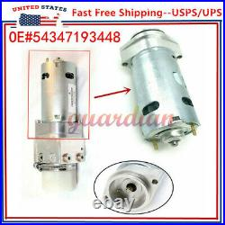 Top Hydraulic Roof Pump Motor & Bracket Z4 E85 54347193448 for BMW Convertible