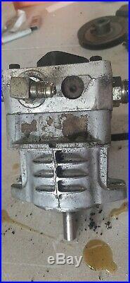 Toro Z Master Hydraulic Hydro Gear Pump 104-7751 for Right Wheel Motor w Pulley