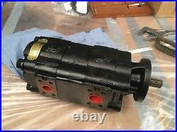 Twin Hydraulic pump for FERRANTI 3284516