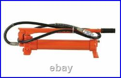 UDT UP-1B Hydraulic Manual Pump for hydraulic ram Usable up to 30ton 100mm