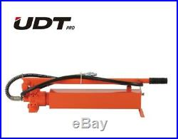 UDT UP-3A Hydraulic Manual Pump for hydraulic ram Usable up to 100ton 150mm