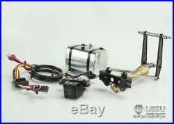 US Stock Pump ESC Hydraulic Oil Cylinder System for 1/14 RC Truck TAMIYA LESU