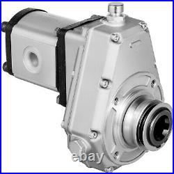 VEVOR PTO Pumps Hydraulic PTO Pumps PTO Gearbox Pumps 25ccm 53L for Tractor