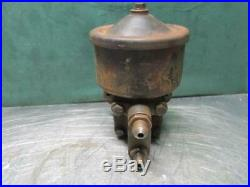 Vickers Hydraulic Power Steering Pump with Reservoir for 1952 Cadillac