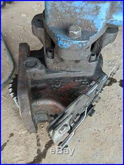 Vickers Hydraulic Pump 6 Bolt PTO for NV4500