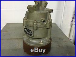 Vintage Bendix Aviation Cutaway Salesman Demo Display For Hydraulic Pump P17A1