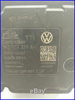 Volkswagen Golf 2009-2012 Abs Pump, RHD, 1K0907379AH