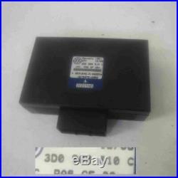 Volkswagen Phaeton 2002-2006 Bootlid Control Module Uni ECU 3D0909610C