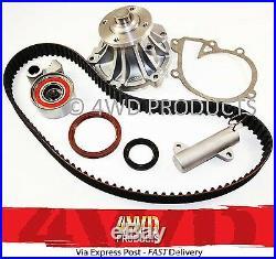 Water Pump/TimingBelt/Hydraulic Tensioner for kit Hilux KZN165 Prado 3.0TD 00-09